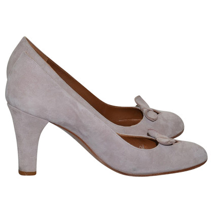 Marc Jacobs Wildleder-Pumps