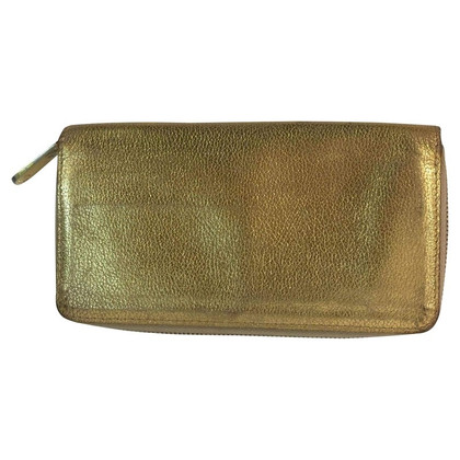 Louis Vuitton Wallet gold