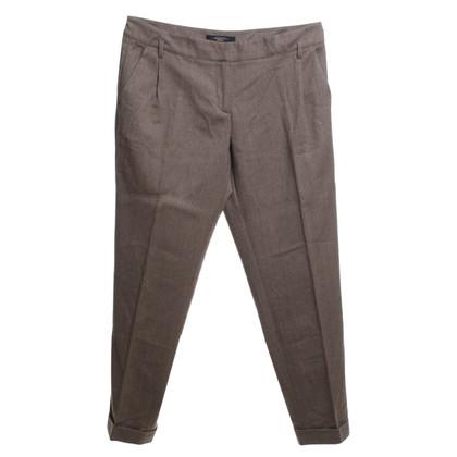 Max Mara Pantaloni marrone chiaro