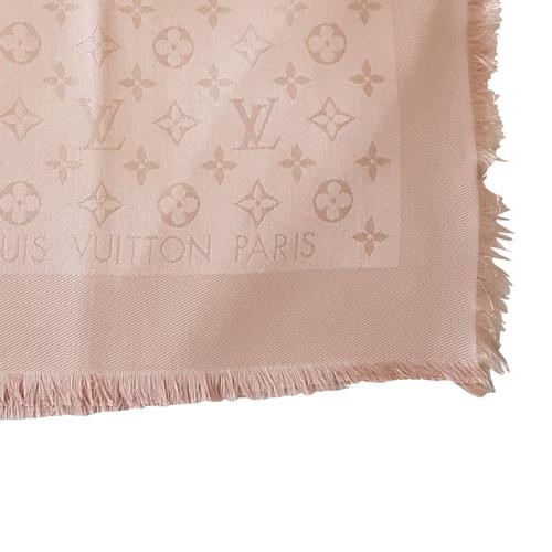 bonne qualité magasin d'usine couleurs et frappant Louis Vuitton Echarpe/Foulard en Soie - Acheter Louis ...