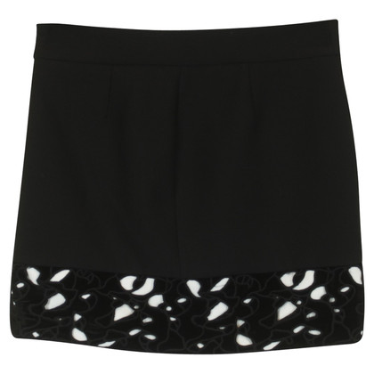 Maje Maje mini skirt