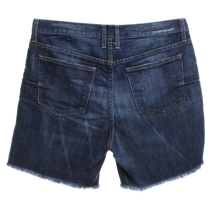 Current Elliott denim shorts