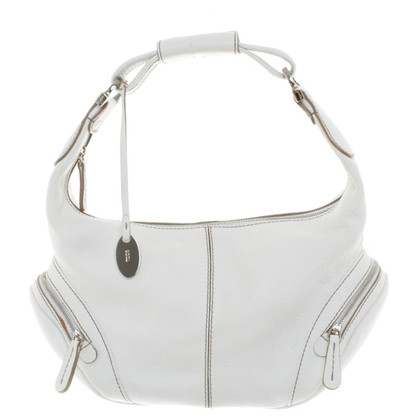 Tod's Handbag in white