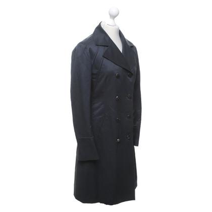 Karl Lagerfeld Manteau sportif en bleu nuit