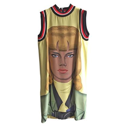 Prada Dress with motif print