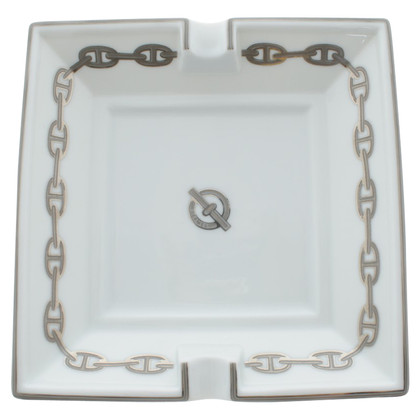 Hermès Ashtray made of porcelain