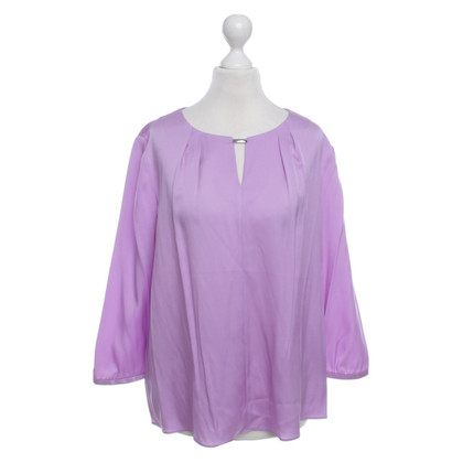 Hugo Boss Bluse in Violett