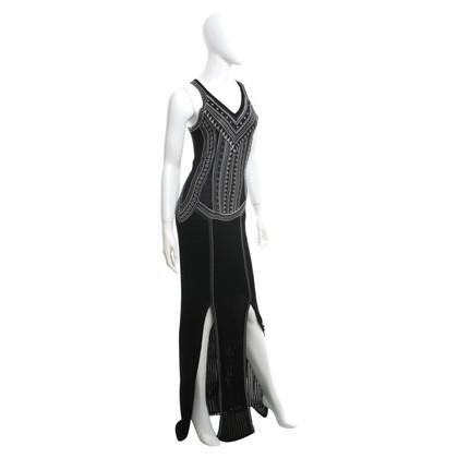 Roberto Cavalli Evening dress with pattern