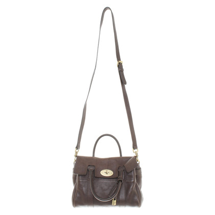 "Mulberry ""Small Bayswater Bag"" in brown"