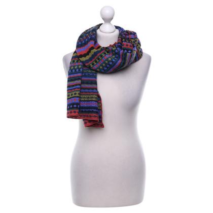 Missoni patroon sjaal