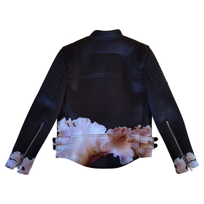 Givenchy Neoprene jacket with floral print