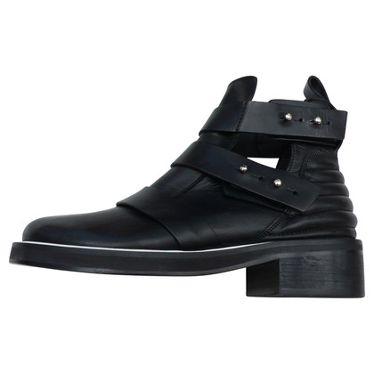 Maje boots in pelle