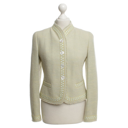 Rena Lange Blazer in light green