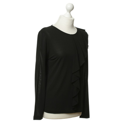 Filippa K top with flounces