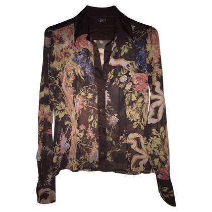 Just Cavalli silk blouse