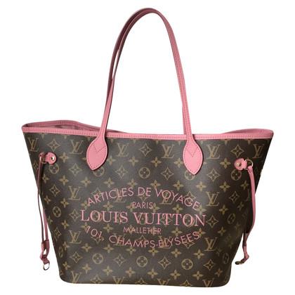 "Louis Vuitton ""Mai completa MM Monogram Canvas Ikat"""