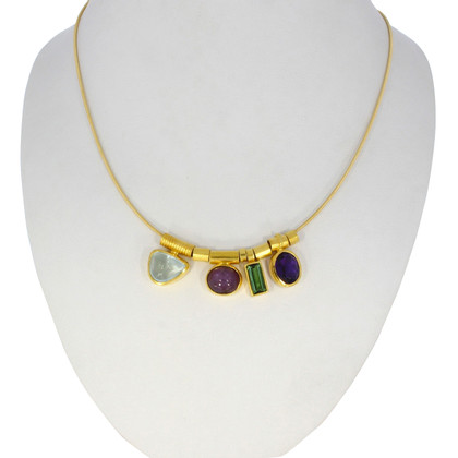 Other Designer Niessing - Yellow gold necklace