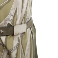 Gucci Silk dress with belt