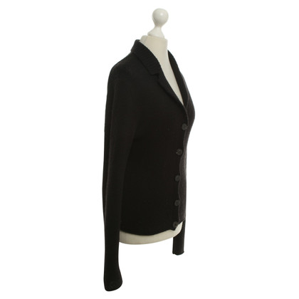 Iris von Arnim Cardigan in Black