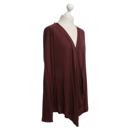 Burberry Cardigan in Bordeaux