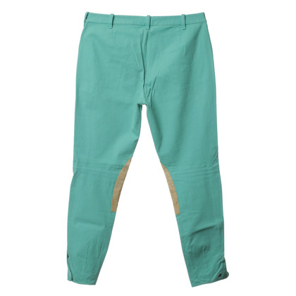 Ralph Lauren Riding pants in turquoise