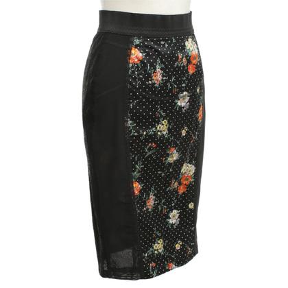 D&G Pencil skirt pattern
