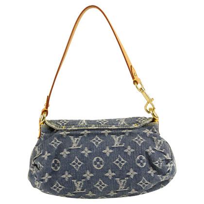 "Louis Vuitton ""Pleaty Monogram Denim"""