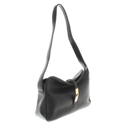 Furla Kleine Handtasche in Schwarz