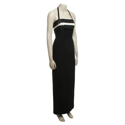 Escada Corset dress with slit