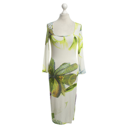 Just Cavalli Dress with floral pattern