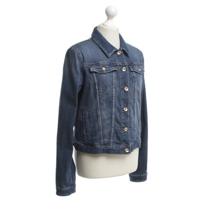 Armani Jeans Denim jacket in blue