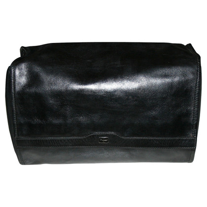 Salvatore Ferragamo Beauty-Case in black
