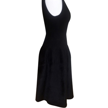 Alaïa velvet dress