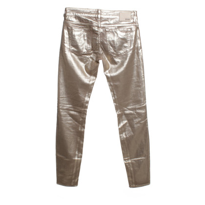 Drykorn Jeans in gold