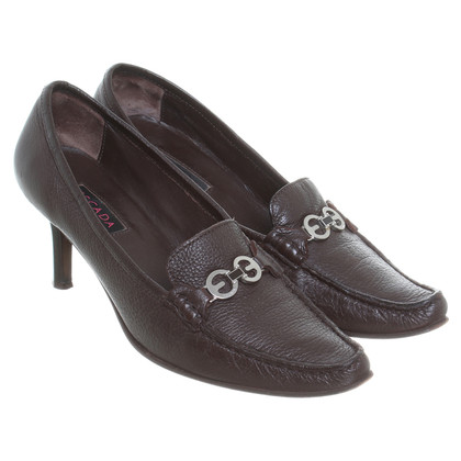 Escada Pumps Brown