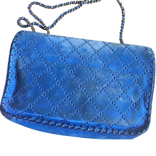 052d12075b58 Chanel Suede Flap Bag - Second Hand Chanel Suede Flap Bag buy used ...