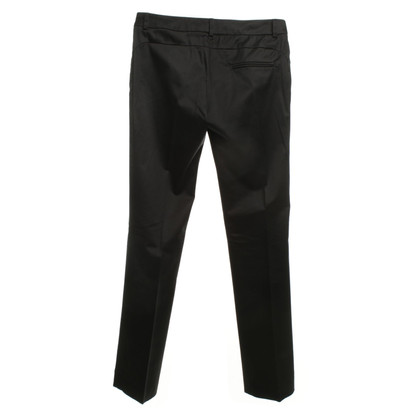 Filippa K Black wool trousers