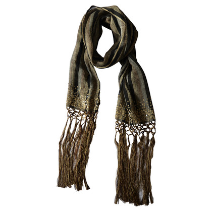 Etro Scarf made of linen