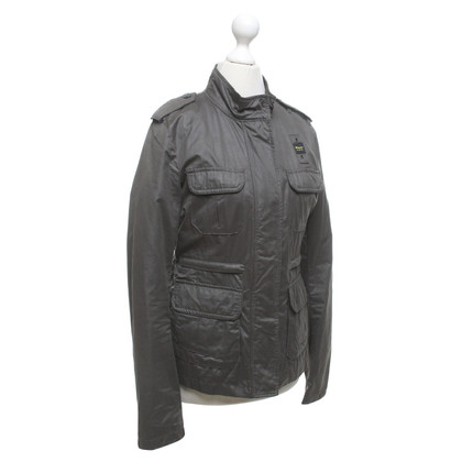 Blauer USA Jacket in Gray