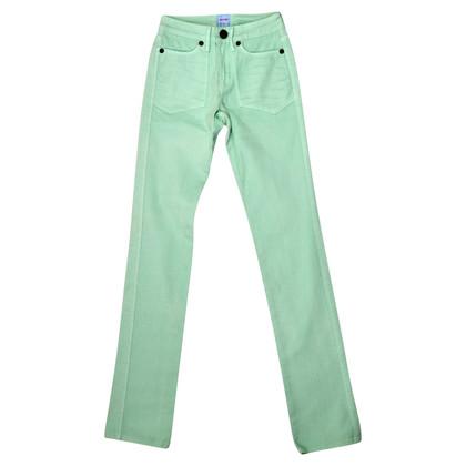 Sass & Bide Jeans verde menta Skinny