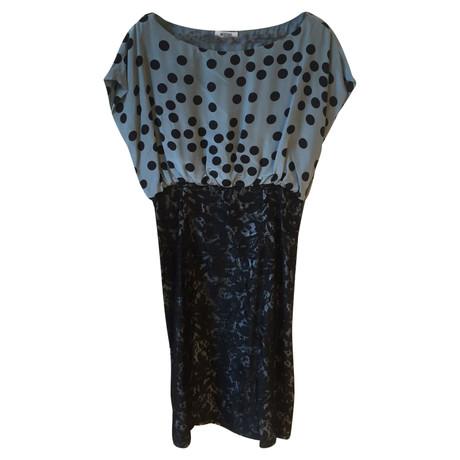 Moschino Kleid Blau