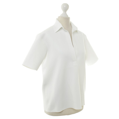 Helmut Lang Polo-Shirt in Weiß