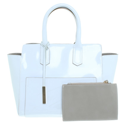 Baldinini Leather handbag white
