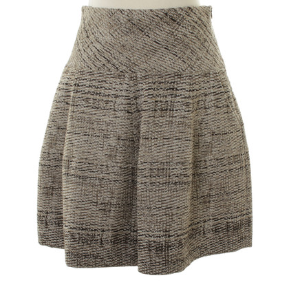 Etro Volant skirt in a mottled look