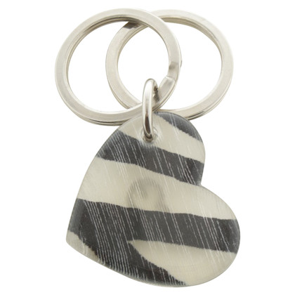 Escada Key ring in heart shape