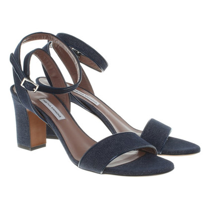 Tabitha Simmons Sandalen Denim