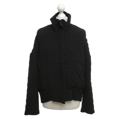 Ann Demeulemeester Giacca in nero