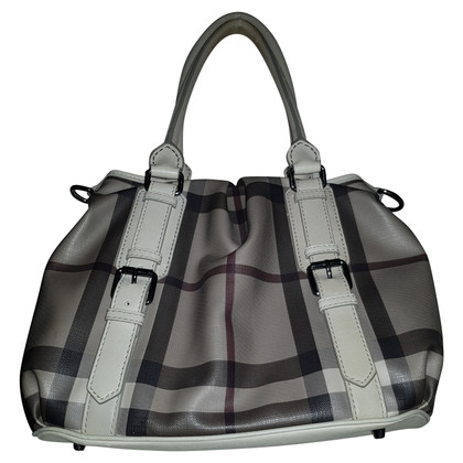 Burberry Handbag with checked pattern