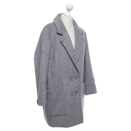 Drykorn Coat with mohair