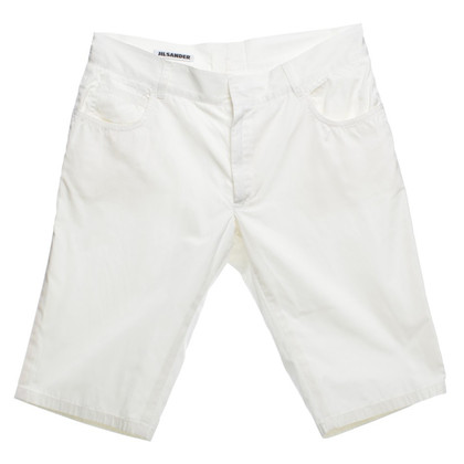 Jil Sander MIDI-shorts in cream